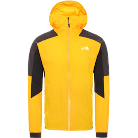 The North Face Impendor Light WindWall Veste Homme, flame orange/tnf black